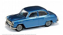 Tekno Morris Oxford - blue, plated grille