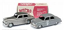 PAIR inc Micro Models MM013 Ford Mk.I Zephyr NZ