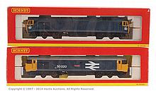 PAIR inc Hornby (China) OO Gauge 2 x Diesel