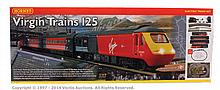 Hornby (China) OO Gauge Virgin Trains 125