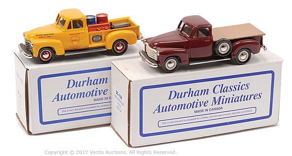 PAIR inc Durham Classics Pick-up Truck - DC-16