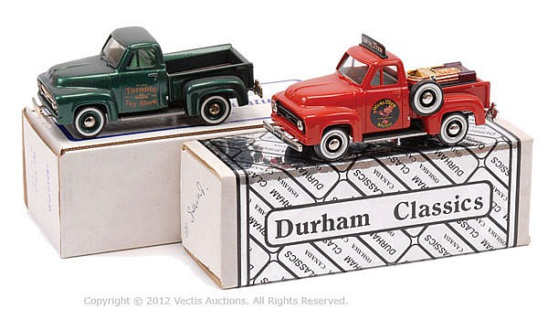 PAIR inc Durham Classics Pick-up Truck - '53