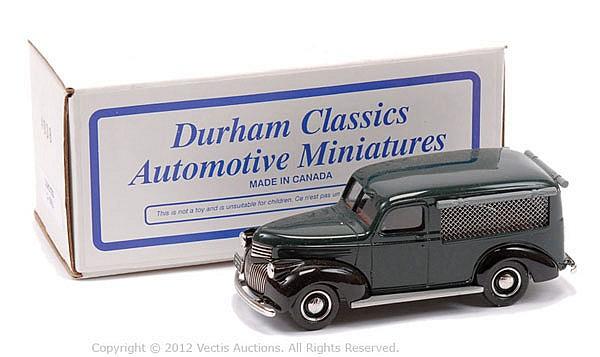 Durham Classics No.DC35A Chevrolet 1941 Canopy