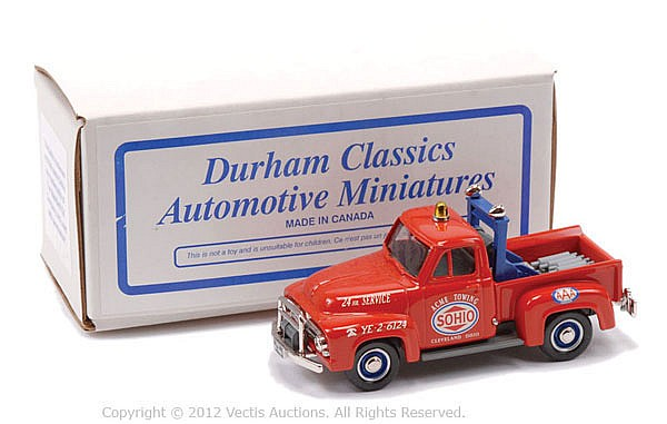 Durham Classics No.DC25 Ford 1955 F100 Pick-up