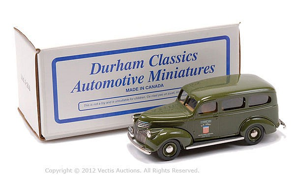 Durham Classics No.DC17C Chevrolet 1941 Mini Bus