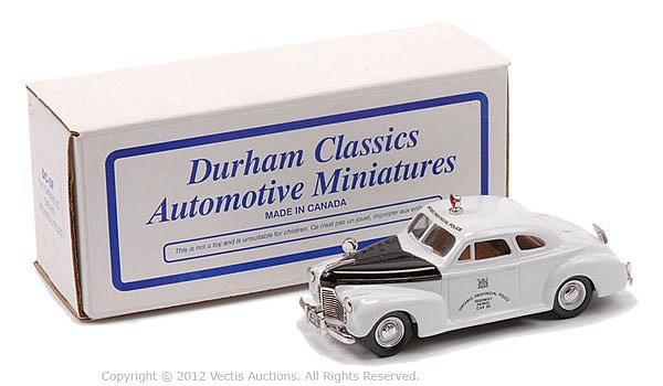 Durham Classics No.DC5F Chevy 1941 Coupe