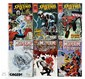 QTY Marvel and DC Graphic Novels and Comics