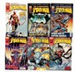 QTY Marvel/DC comics and Graphic Novels