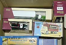 GRP inc Corgi boxed Commercial No.75405 Leyland