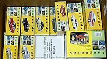 GRP inc Vanguards boxed Car with one diorama