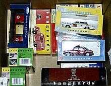 GRP inc Vanguards boxed with one set. No.VA08907
