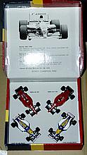 Onyx F1 Models Commemorative LE boxed set