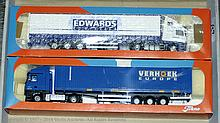 PAIR inc Tekno boxed Truck 1/50th scale