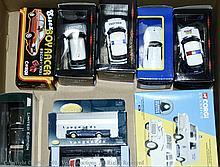 GRP inc Corgi, Lledo boxed Car with one set