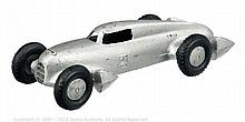 Marklin No.5521/2 Auto Union Racing Car - silver