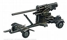 Marklin No.8021/56 Pre War AA Gun on Trailer