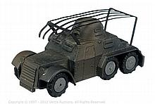 Marklin 8021/22 Pre War 6-Wheeled Armoured Car