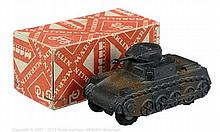 Marklin No.8021/1 Pre War Military Tank - dark