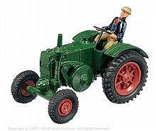 Marklin No.8002 Lanz Bulldog Tractor - dark