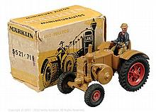 Marklin No.5521/71 Lanz Bulldog Tractor - harder