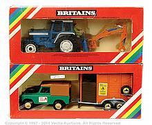 PAIR inc Britains Farm Models Range (1980's