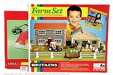 GRP inc Britains Farm Models Range, Set No