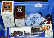 QTY inc EFE, Lledo boxed Commercial No.13801 AEC