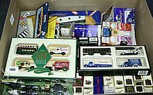 GRP inc Lledo, Corgi, Matchbox and similar boxed