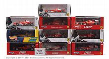 GRP inc Hot Wheels Formula 1 Racing Cars