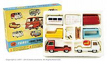 Corgi No.GS24 Constructor gift set 2 x Commer