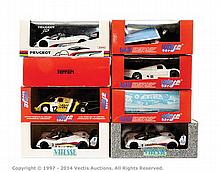 GRP inc Vitesse Racing Cars No.654 Peugeot 905