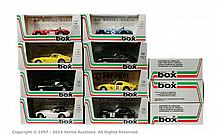 GRP inc Model Box Sports and Racing Cars No.8440
