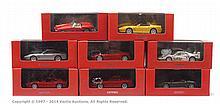 GRP inc IXO Models Ferrari's F40