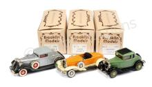 GRP inc Brooklin Models No.5 Ford Model A Coupe