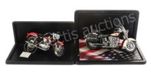 PAIR inc Franklin Mint (1/10th scale) Harley