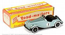 Lone Star Roadmasters MG TF Model - light