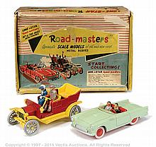Lone Star Roadmasters Modern & Veteran Car Set