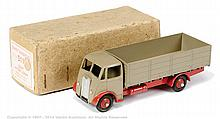 Dinky No.511 Guy 4 Ton Lorry - fawn cab, wagon