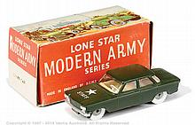 Lone Star Modern Army Series Staff Car