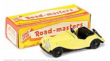 Lone Star Roadmasters MG TF Model - yellow