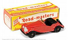 Lone Star Roadmasters MG TF Model - red body