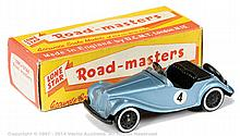 Lone Star Roadmasters MG TF Model - blue, black