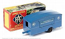 Lone Star RAC Mobile Office - blue body
