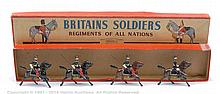 Britains - from Set 220 - Ejercito Del Uruguay