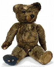 Chad Valley Golden Mohair Teddy Bear, British