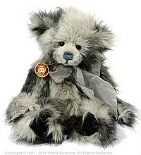 Charlie Bears Tabrum, Near Mint, complete