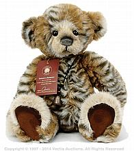 Charlie Bears Abhay, LE of 4000, Near Mint