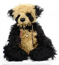 Charlie Bears Isabelle Collection Mr. Pickles