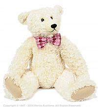 Atlantic Bears Artist Teddy Bear, Melvaig, white