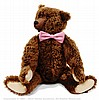 Atlantic Bears Artist Teddy Bear, Brae, dark